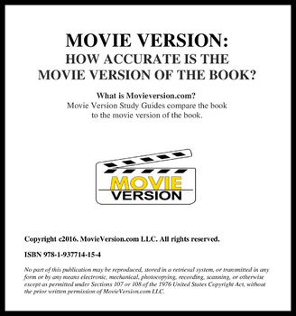 How Accurate is the MOVIE VERSION of the Book