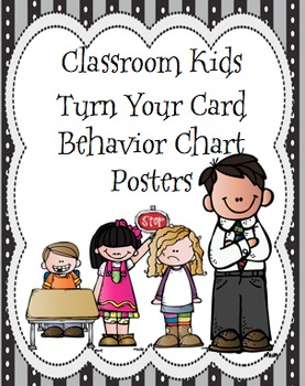 How Am I Doing Today? Classroom Kids Poster Set