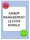 Anger Management & Self Regulation Lesson Bundle