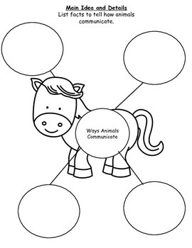 How Animals Communicate Supplemental Activities for Journey's Unit 2 Lesson 7