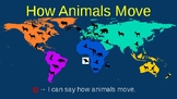 How Animals Move ppt