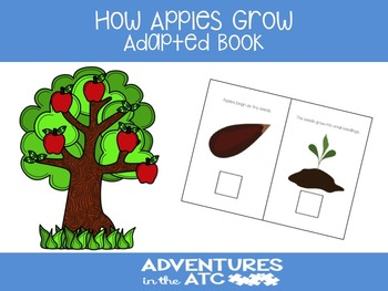 How Apples Grow Adapted Book