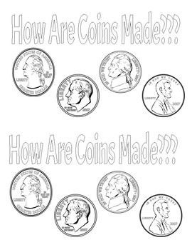 How Are Coins Made Booklet