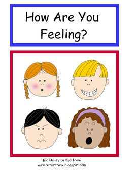 How Are You Feeling (Adapted Book)