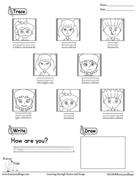 How Are You (Self-Expression Module) - Level 2
