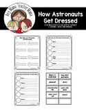 How Astronauts Get Dressed Writing Activity