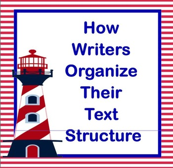 How Authors Organize Their Writing