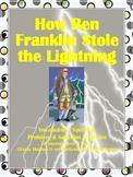 How Ben Franklin Stole the Lightning Vocab. Spelling Probl