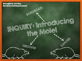 INQUIRY: Introducing the Mole!