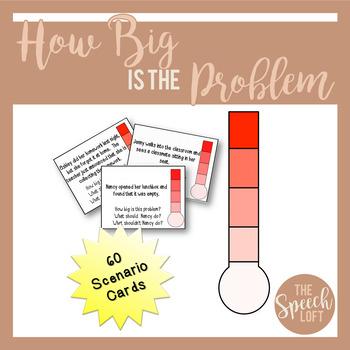 How Big Is The Problem? | Language Resource | Problem Solving | Social Skills