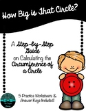How Big is That Circle: Learning How to Measure Circumference