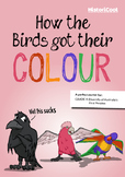 How Birds got their Colour & Other Dreamtime Stories Poster and Resource Bundle