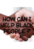 How Can I Help Black People - A Social Story For White Aut