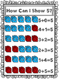 How Can I Show 5?