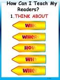 How Can I Teach My Readers Anchor Chart