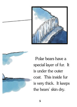 How Can Polar Bears Stay Warm in Cold Weather? - Digital Storybook