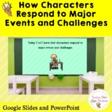 How Characters Respond to Major Events | Distance Learning