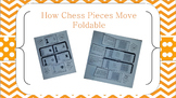 How Chess Pieces Move Foldable