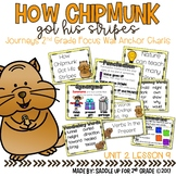 How Chipmunk Got His Stripes Focus Wall Anchor Charts and Word Cards