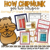 How Chipmunk Got His Stripes Journeys 2nd Grade Supplement