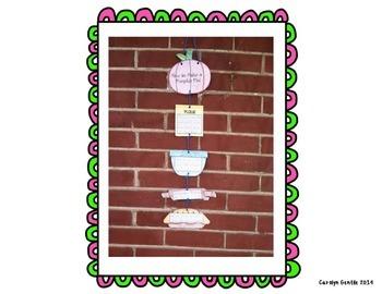 How Chipmunk Got His Stripes Journeys Unit 2 Lesson 9 2nd Grade Sup. Materials