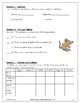 How Chipmunk Got His Stripes ~ Language Arts Workbook ~ 2nd Grade ~ HMH Journeys