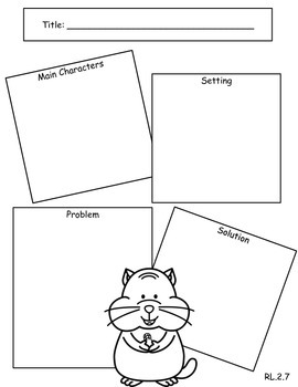How Chipmunk Got His Stripes Supplemental for Journey's Unit 2 Lesson 9