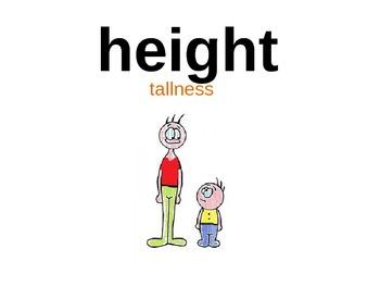 How Chipmunk Got His Stripes Vocabulary Power Point