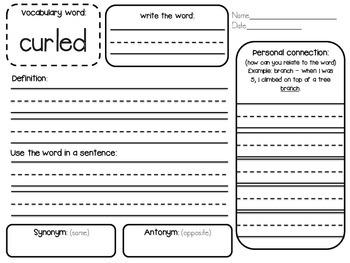 How Chipmunk Got His Stripes activities - Journey's 2nd Grade Unit 2 Lesson 9