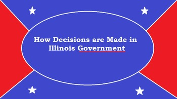 How Decisions are Made in Illinois Government