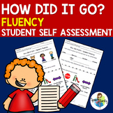 How Did It Go?  FLUENCY Activities for Student Self-Assess