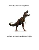 How Do Dinosaurs Stay Safe? - QR Code Scavenger Hunt - Book Study