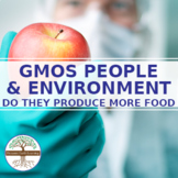 GMOs People & Environment – Do They Produce more Food?  -