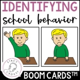 How Do I Act? Boom Cards™ for Identifying Appropriate Behavior