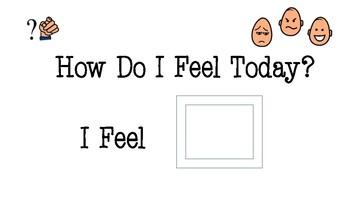 How Do I Feel Today