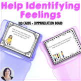 Social Emotional Language Skills Describe How You Feel What You Do and Why