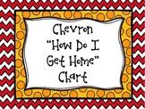 How Do I Get Home Chart- Chevron