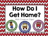 How Do I Get Home Chart