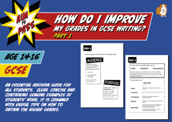How Do I Improve My Grades In GCSE English writing? PART 1 (14-16 years)