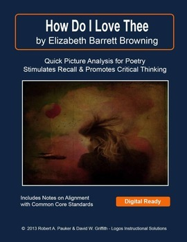 """How Do I Love Thee"" by Elizabeth Barrett Browning: Quick Picture Analysis"