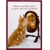 How Do I See Myself? A Reflection
