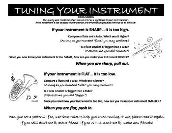 How Do I Tune My Instrument