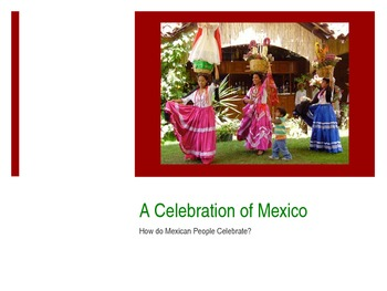 How Do Mexican People Celebrate?