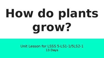 How Do Plants Grow? (Unit 1, Part 1)