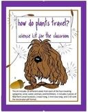 Hard Good: How Do Plants Travel? Science Kit ready for classroom use.
