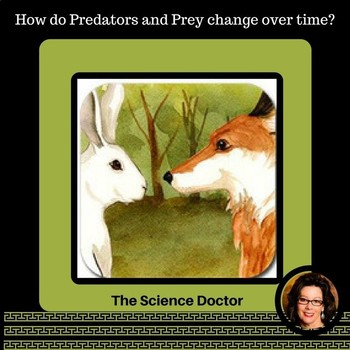 How Do Predator and Prey Populations Change Over Time Activity