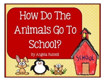 How Do The Animals Go To School? ~ A Cute Song When We Hav