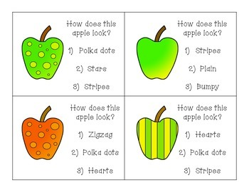 How Do The Apples Look?