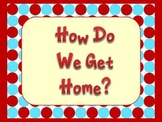 How Do We Get Home After School