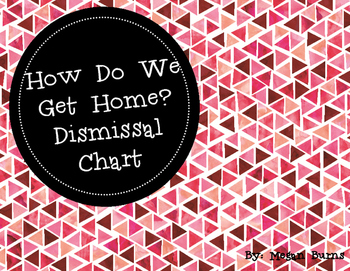 How Do We Get Home? Dismissal Chart
